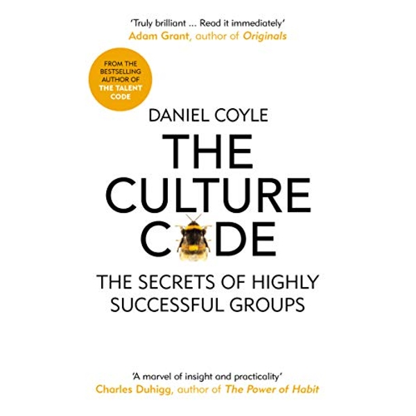 The Culture Code The Secrets of Highly Successful Groups by Daniel Coyle (2019, Paperback)