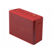 Creative Labs MUVO 2c Stereo portable speaker Red