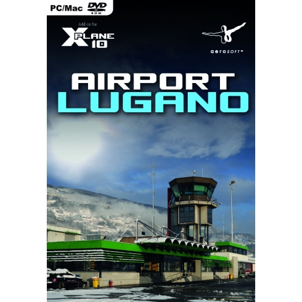 Airport Lugano for X-Plane 10 Game PC