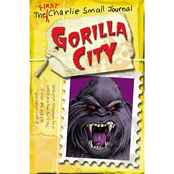 Charlie Small: Gorilla City by Charlie Small (Paperback, 2014)