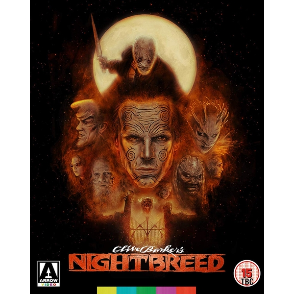 Nightbreed Limited Edition Blu-Ray