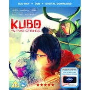 Kubo And The Two Strings DVD   Blu-ray   Digital Download