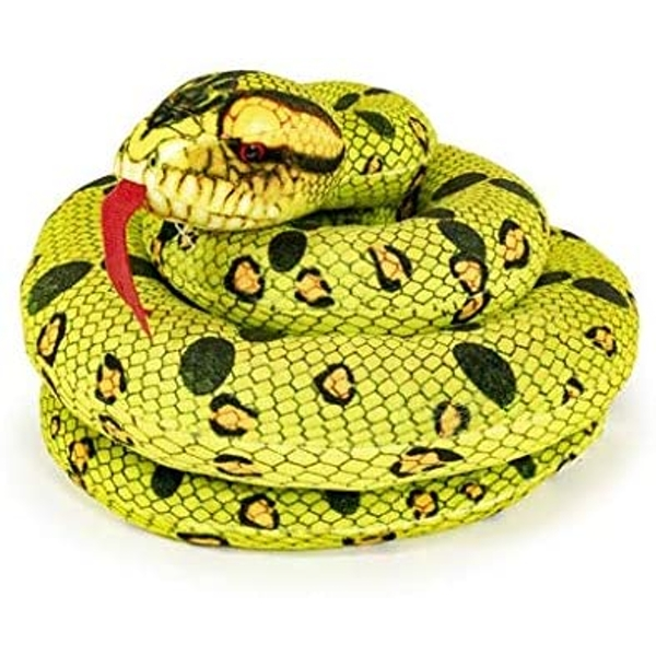 150cm Fabric Snake (1 At Random)