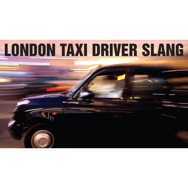 London Taxi Driver Slang by Graham Gates (Paperback, 2011)