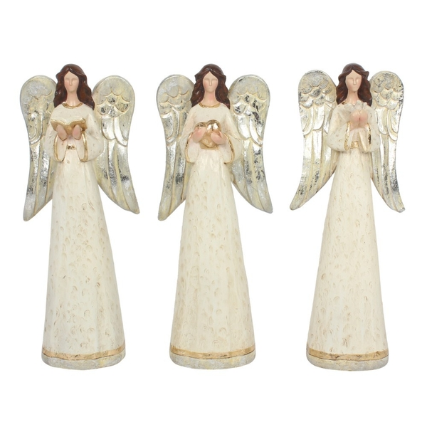 Small Angel Ornaments (set of 3)