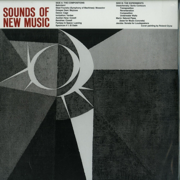 Various - Sounds Of New Music Vinyl