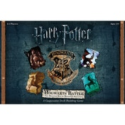 Ex-Display Harry Potter Hogwarts Battle Deck Building The Monster Box of Monsters Expansion Used - Like New