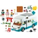 Playmobil Family Fun Toy Camper Van with Furniture - Image 3