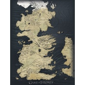 Game of Thrones - Map Canvas