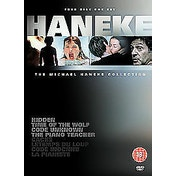 The Michael Haneke Collection (DVD, 2006, 4-Disc Set)