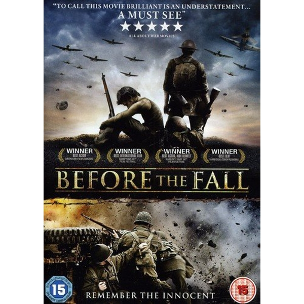 Before The Fall DVD