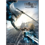 Final Fantasy TCG FFVII Advent Children Cloud/Sephiroth Sleeves (60 Pack)