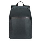 Targus Geolite Essential Business Backpack with Protective Sleeve Designed for Travel and Professional Use fits up to 15.6-Inch Laptop, Ocean (TSB96001GL) ,grey