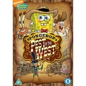 Spongebob Squarepants Pest Of The West DVD