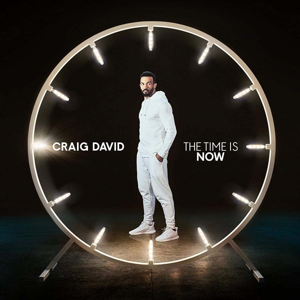 Craig David - The Time Is Now 2018 Vinyl