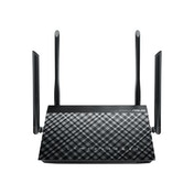 ASUS (DSL-AC52U) AC733 Wireless VDSL/ADSL2  Dual Band GB Modem Router USB UK Plug