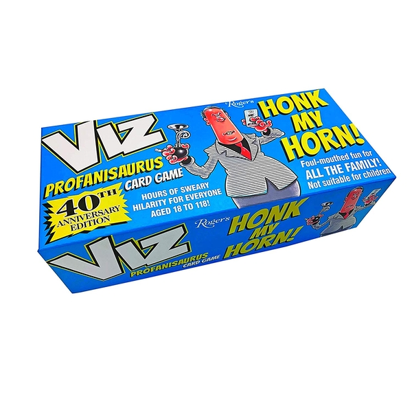 Viz: Honk My Horn Card Game