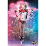 Suicide Squad Harley Quinn Stand Maxi Poster