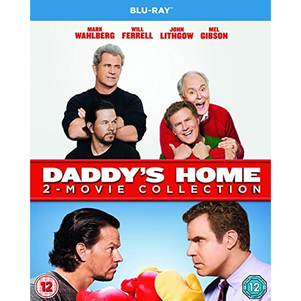 Daddy's Home 2: Movie Collection Blu-ray