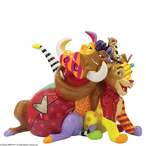 The Lion King Disney Britto Figurine - Image 1