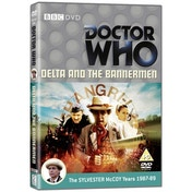 Doctor Who Delta and the Bannermen (1987) DVD