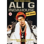 Ali G Indahouse The Movie DVD