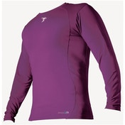 PT Base-Layer Long Sleeve Crew-Neck Shirt Large Purple