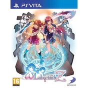 Omega Labyrinth Z PS Vita Game