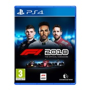 F1 2018 PS4 Game