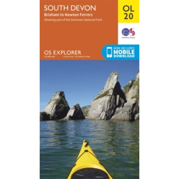 South Devon, Brixham to Newton Ferrers : OL 20