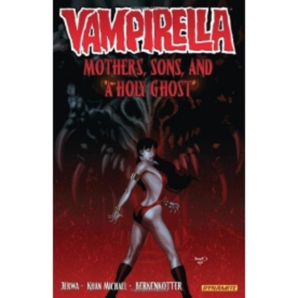 Vampirella Volume 5: Mothers, Sons, and the Holy Ghost by Brandon Jerwa (Paperback, 2014)