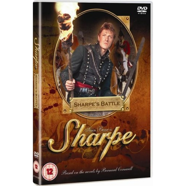Sharpe's Battle DVD