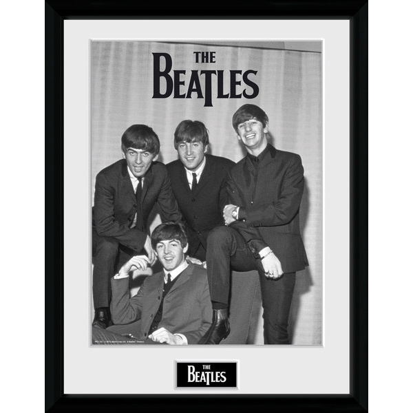 The Beatles Chair Collector Print