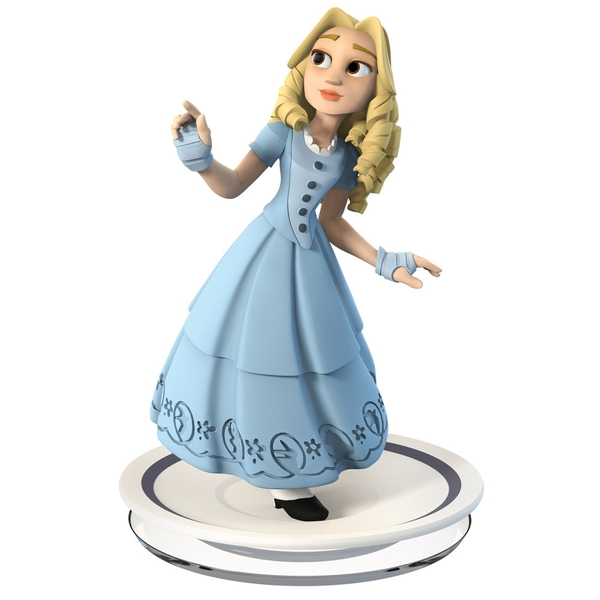 Through The Looking Glass Alice Disney Infinity 3.0
