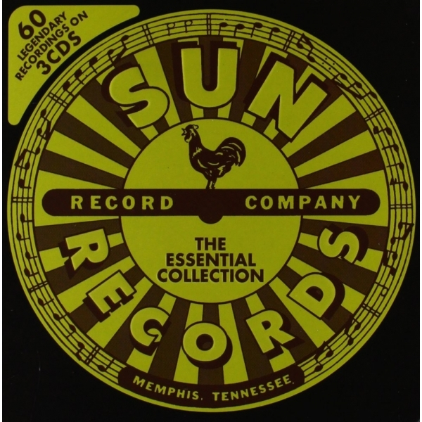 Various Artists - Sun Records Essential Collection Limited Edition/Collectors Tin CD