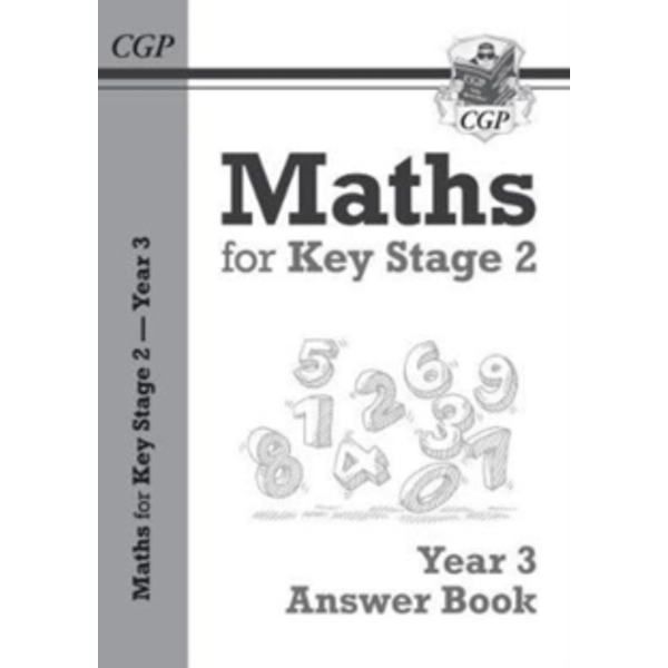 New KS2 Maths Answers for Year 3 Textbook
