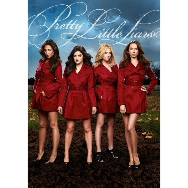 Pretty Little Liars - Season 4 DVD