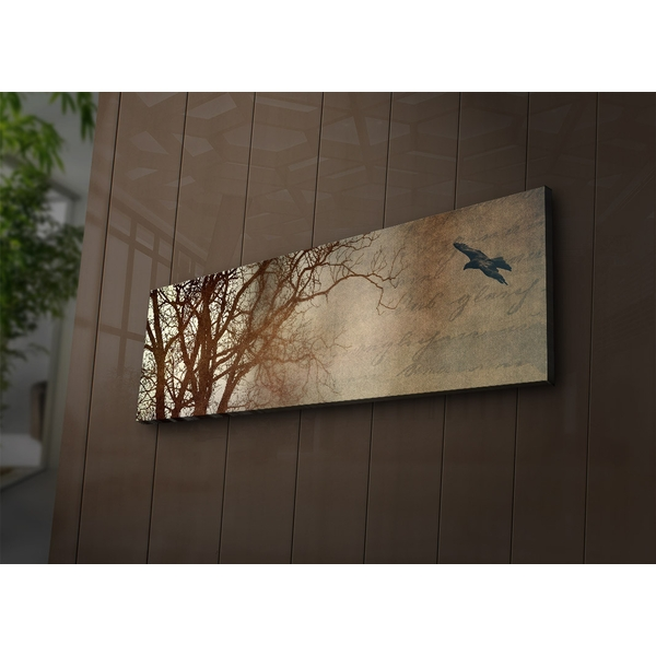 3090?ACT-65 Multicolor Decorative Led Lighted Canvas Painting