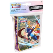 Pokemon TCG: Sword & Shield Mini Portfolio With Booster