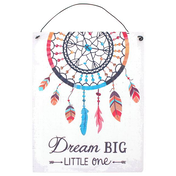 Dreamcatcher Metal Sign