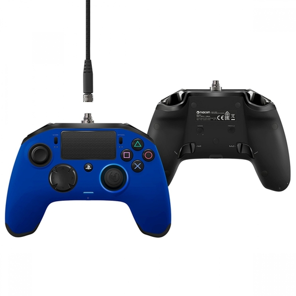 Nacon Revolution Pro Controller (Blue) PS4 - Image 2