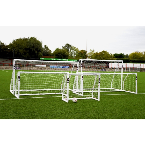 Precision Match Goal Posts Spares (BS 8462 approved) 3m X 2m Net