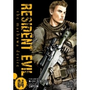 Resident Evil, Vol. 4 : The Marhawa Desire : 4