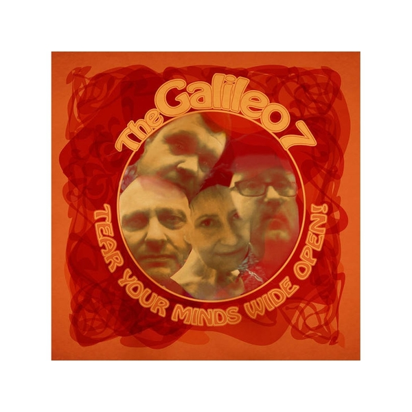 The Galileo 7 - Tear Your Minds Wide Open Vinyl