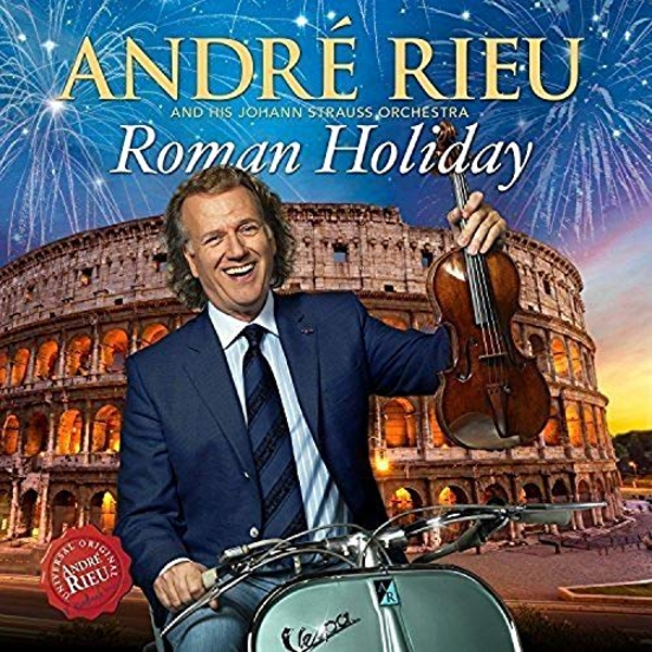 Andre Rieu Roman Holiday CD