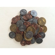 Viticulture: Metal Lira Coin Upgrade Pack