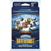 Skylanders Battlecast Trigger Happy, Hex & Smash Hit 22 Card Battle Pack
