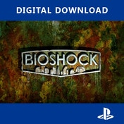 Bioshock PS3 PSN Digital Download Game