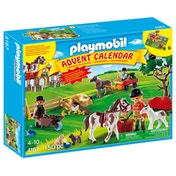 Playmobil Advent Calendar Pony Ranch
