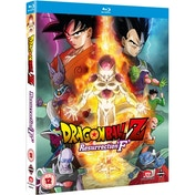 Dragon Ball Z: Resurrection Of F Blu-ray